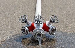 Pompe pour inondation