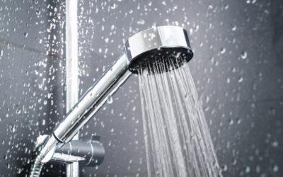 La solution pour les douches bouchées